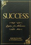 Rohn Quote Booklet Success Magazine